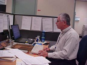 John at Work